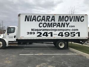 ⭐️NIAGARA MOVING COMPANY⭐️ Starting $39hr - NO HIDDEN FEES!⭐️