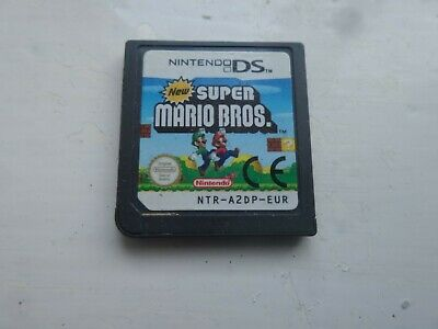 New Super Mario Bros DS Nintendo DS, cart only, genuine