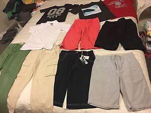 BOYS SIZE 10 SUMMER CLOTHING