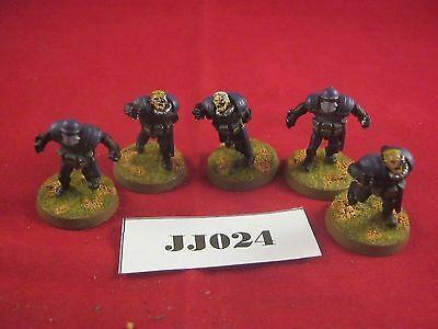 I-Kore Void Junker Suicide Bombers x5  Metal Ref JJ024