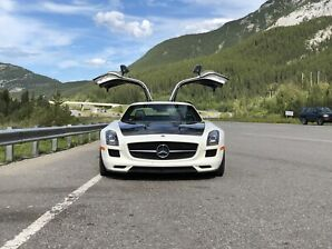 2015 Mercedes-Benz SLS Final Edition Coupe