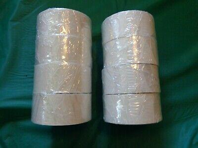 New Lot Of 8 Rolls Shurtape Vp 410 White Floor Marking Tape 2 X 36 Yards