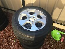 Subaru Forester XS wheels and tyres Hoxton Park Liverpool Area Preview