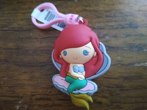 Disney Princess Figural Bag Clip Series 31 3 Inch Ariel