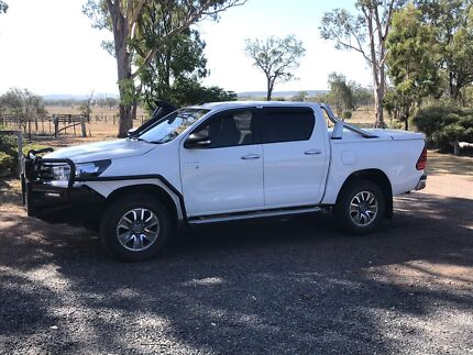 2017 SR Hilux PRICED TO SELL Rosenthal Heights Southern Downs Preview