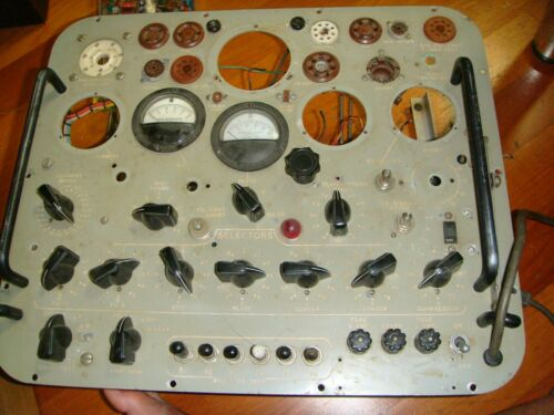 Parting Out TV-2/U Tube Tester, Make Offer - Free Shipping