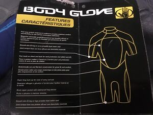 Brand New Body Glove  Wet Suit (MEN-LARGE SIZE)