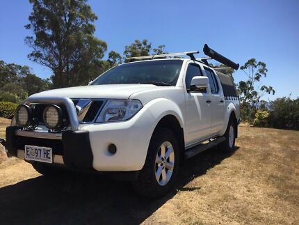 2012 Nissan Navara d40 Launceston Launceston Area Preview
