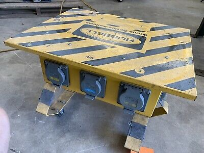 Hubbell Sbsb1 Wiring Device-kellems Portable Power Distribution Box Rainproof