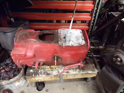 Ford 800 860 Tractor 5 Speed Live Pto Transmission 600 820 840 861