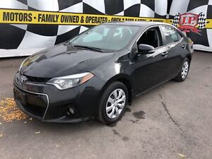 2016 Toyota Corolla S, Automatic, Leather, Back Up Camera,