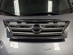Grill for Nissan Sentra 2015