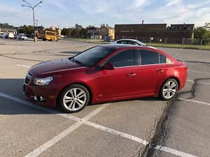 2011 Chevy Cruze LTZ RS fully loaded