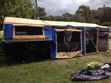 Camper trailer Keilor Downs Brimbank Area Preview