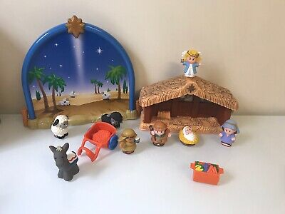 Fisher Price Little People Nativity Set with Lights & Sounds