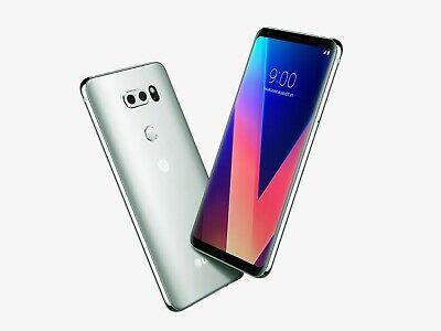 LG V30 H932 - 64GB T-Mobile / MetroPCS / SimpleMobile 4G LTE Smartphone - Silver