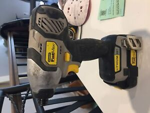 WANTED: Stanley Fat Max 20v Charger