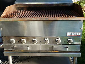 Garland Stainless Grill