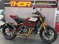 Indian FTR CARBON 1200S TOP SPEC NEW LAST ONE HURRY £14699