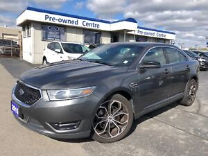 2015 Ford Taurus SHO/LEATHER/ROOF/NAV/LOADED