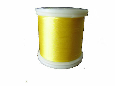 OLDE FLY SHOP NYLON THREAD COLOR #2116 YELLOW SIZE A