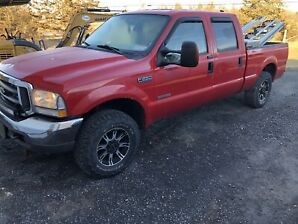 04 superduty for sale or trade