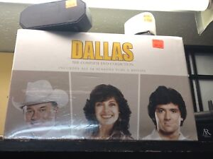 Brand new DVD Dallas the whole collection