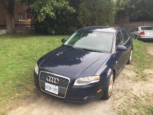 2006 audi a4 3.2 6 speed! $1600obo Open to trades