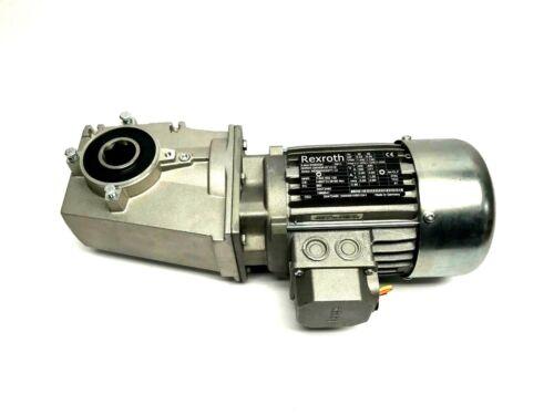 Bosch Rexroth 3 842 532 125 Gear Reducer Motor .25/.30kW  GKR04-2MHGR-071C12