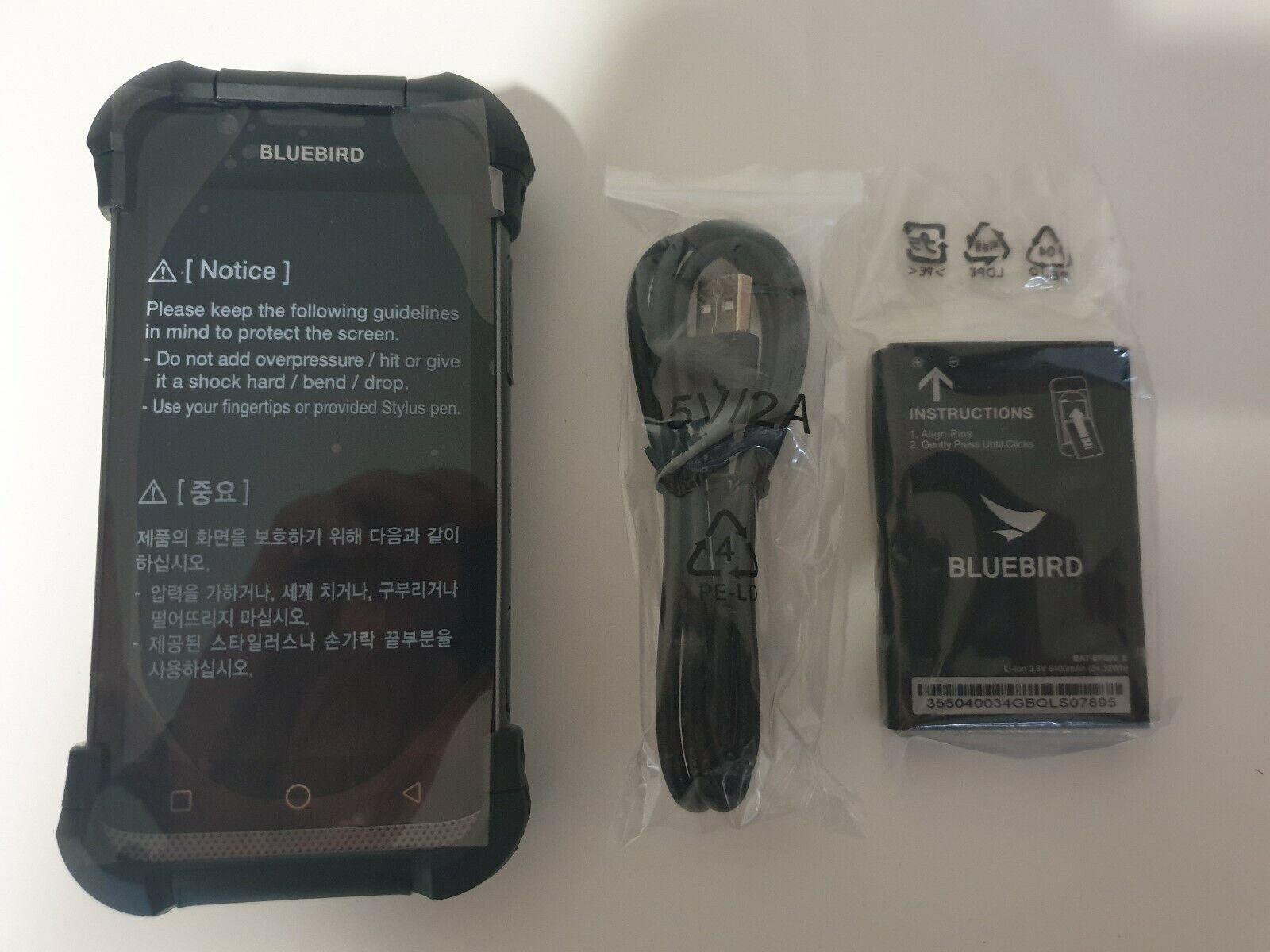 Bluebird EF500R  -  A4LD Handheld Mobile Computer Scanner NEU OVP TOP
