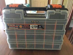 Tactix. Storage Box / quad- side organiser Vincentia Shoalhaven Area Preview