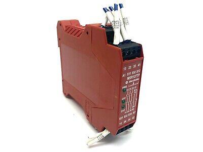 Allen Bradley 440r-n23132 Single Function Safety Relay Msr127tp