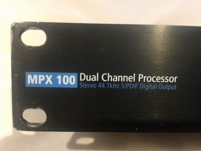 Lexicon MPX 100 Stereo Dual Channel Effects Processor