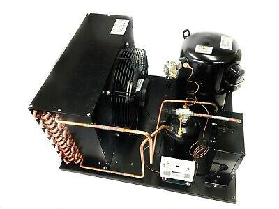 Outdoor Qt Awa2460zxd Condensing Unit 1-12 Hp Low Temp R404a 220v1ph Usa