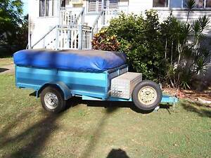 7x5 CUSTOM MADE HIGH SIDE CAMPER TRAILER Ipswich Ipswich City Preview