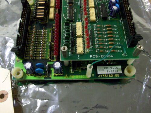 MITSUBISHI PM-911C / PCB-E006A  CONAIR HARMO PROCESSOR BOARD