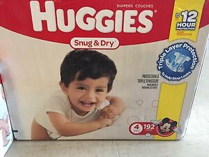 Couches/diapers Huggies