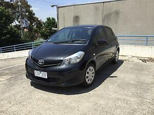 2012 TOYOTA YARIS YRS HATCH Oakleigh Monash Area Preview