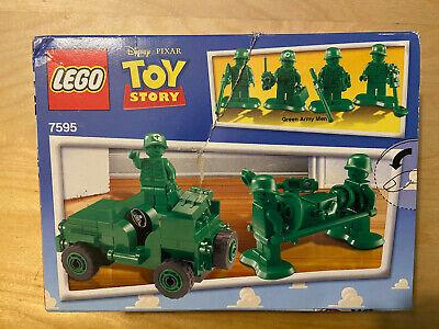 LEGO Toy Story 7595 Army Men on Patrol NEW