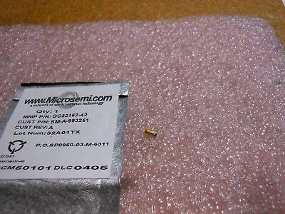 Microsemi Diode Part Gc32162-42 Nsn 5961-01-219-1888 Sm-a-993251
