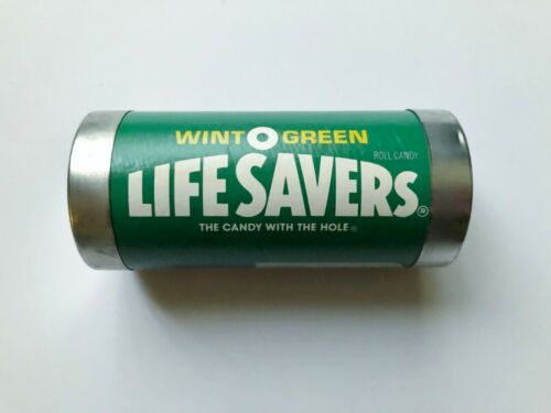 LifeSavers WINT O GREEN Brain Teaser Stacking Plastic Puzzle Vintage Advertising