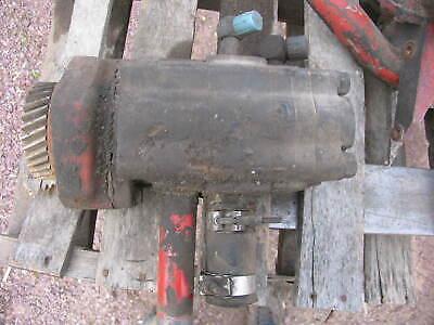 International Ih Farmall Tractor 4586 4568 4786 Hydraulic Pump