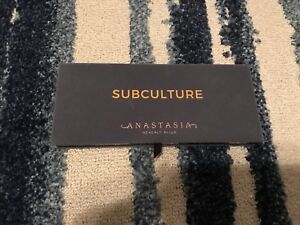 Anastasia Beverly Hills Subculture Palette - makeup