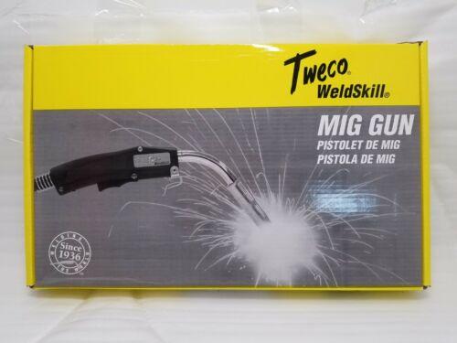 New Tweco 400 AMP 15 ft MIG GUN WM400L-15-116    1047-1082