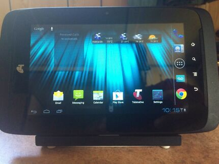 Telstra T HUB 2 16gb android tablet