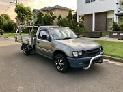 2000 Holden Rodeo TF R9 DX (Isuzu Engine) 5Speed Manual Single Cab Ute Liverpool Liverpool Area Preview