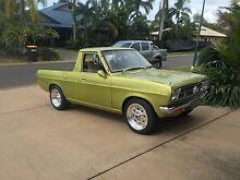 1974 Datsun 1200 Coupe Darwin CBD Darwin City Preview