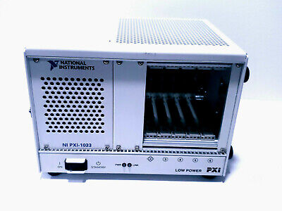 Usa National Instruments Ni Pxi-1033 Chassis