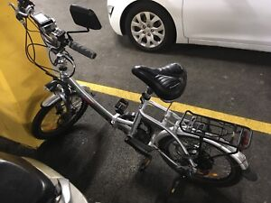 Bicyclette électrique velix 500 watts