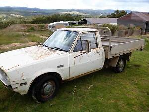 1979 Mitsubishi UTE WITH LARGE TRAY Hahndorf Mount Barker Area Preview
